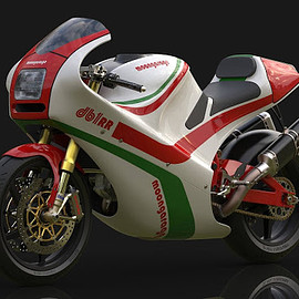 Moon Garage - Bimota DB1 RR