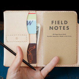 OneStarLeatherGoods - Field Notes Wallet