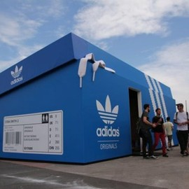 Adidas - Popup Store