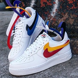 NIKE - Air Force 1 Low Swoosh Pack All-Star 2018