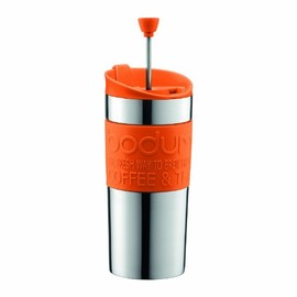 bodum - TRAVEL PRESS SET Stainless Steel