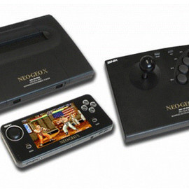 TOMMO, SNK - NEOGEO X GOLD ENTERTAINMENT SYSTEM