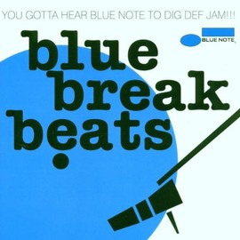 Various Artists - Blue Break Beats Vol.1