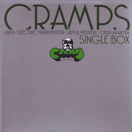 Various Artists - Cramps Single Box