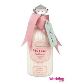 Vintage Rose Creamy Bath Milk