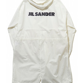 "JIL SANDER - ""ESSENTIAL OUTDOOR 02 PNT"" COAT"