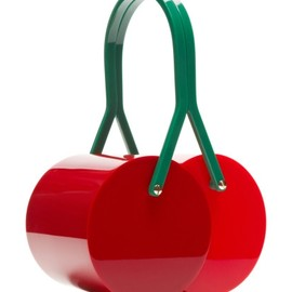 Charlotte Olympia - Cherry On Top Satchel
