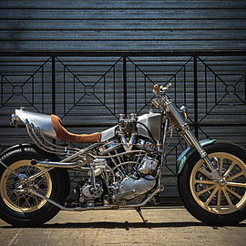 MLR Custom Coachbuilder - HOT ROD Harley-Davidson