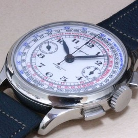 LONGINES - Longines  Minute Recorder Chronograph Cal.13ZN 1930'S