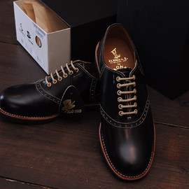 REGAL X GLAD HAND - SADDLE OXFORD