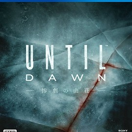 Sony Computer Entertainment - Until Dawn -惨劇の山荘-