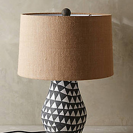 Anthropologie - Sambaya Lamp Ensemble