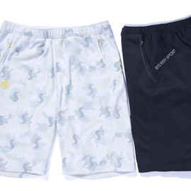 STUSSY SPORT by ONEHUNDRED ATHLETIC - Track Short