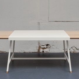 Trust in Design - Judd table