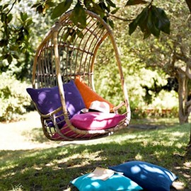 hanging chair/Relax time...