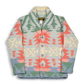 STANDARD CALIFORNIA - SD HAND KNIT CARDIGAN SOUTHWEST
