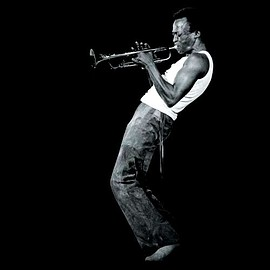 "miles davis - ""Sometimes you have to play a long time to be able to play like yourself."" — Miles Davis"