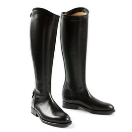 ALBERTO FASCIANI - Leather Riding Boots