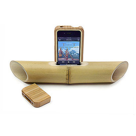 Bamboo iPhone 4/4S case