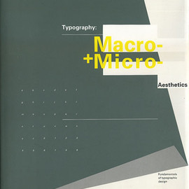 Willi Kunz - Typography: Macro and Microaesthetics