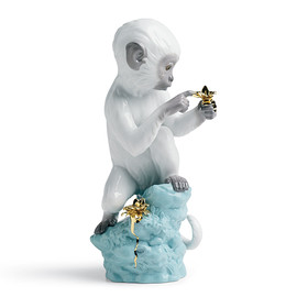 "LLADRO - Re-Cyclos by Committee ""Curiosity"""