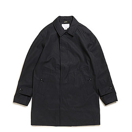 nanamica - GORE-TEX® Soutien Collar Coat-Black