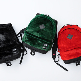 Supreme, THE NORTH FACE - Faux Fur Backpack