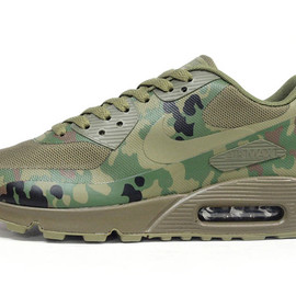 NIKE - AIR MAX 90 JAPAN SP 「CAMOUFLAGE COLLECTION」 「LIMITED EDITION for NON FUTURE」