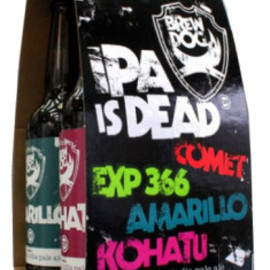 BrewDog - IPA IS DEAD 2014
