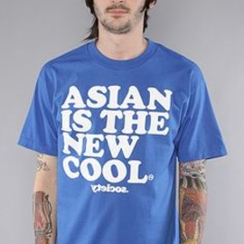 The Asian Is The New Cool Tee