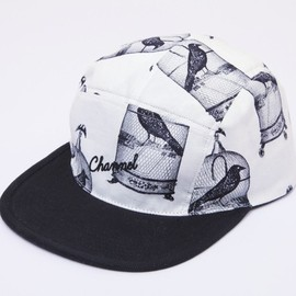 Channel Cap Co. - Jenap Bird Cage
