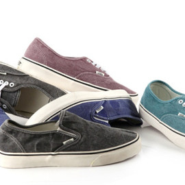 VANS - Vans California Washed Pack