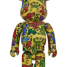 MEDICOM TOY - BE@RBRICK KEITH HARING #5 1000%