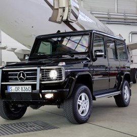 Mercedes-Benz - G500 Guard