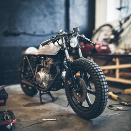 Yamaha - XS360 by The Hookie