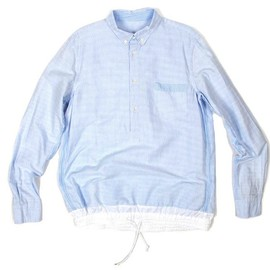 Sacai - Sacai Inside Out Pullover Shirt