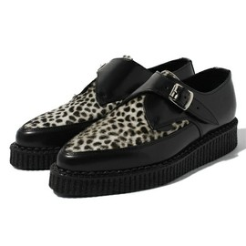 BEAUTY&YOUTH UNITED ARROWS - BY UNDERGROUND MONK Creepers