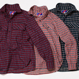 Best Made Company - Flannel Pullover
