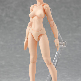 MAX FACTORY - figma archetype:she flesh color ver.