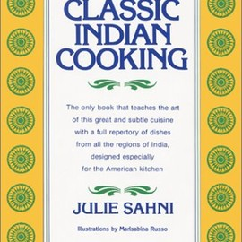 Julie Sahni - Classic Indian Cooking