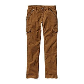 Patagonia - Patagonia Women's Stretch All-Wear Cargo Pants - Bear Brown BRBN
