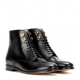 A.P.C. - Pre-Fall 2015 Francoise leather boots