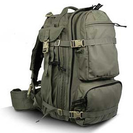 Diamondback - Tactical Sof Assault Bag BLPF81-F-CYT
