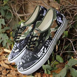 Vans Syndicate - Weirdo Dave x Vans Syndicate Authentic
