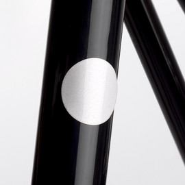 bookman - flexible magnetic bike-frame reflectors by bookman