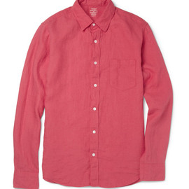 J.CREW - J.Crew Slim-Fit Linen Shirt