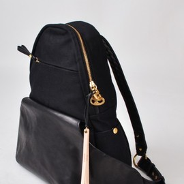 Cornelian Taurus - Canvas Backpack Black