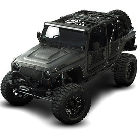 Starwood Motors, Jeep - Jeep Wrangler (Full Metal Jacket) - Black