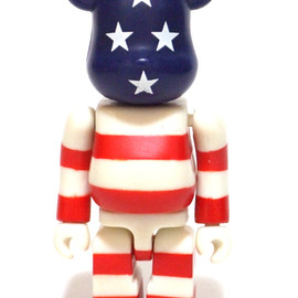 MEDICOM TOY - BE@RBRICK SERIES 1 FLAG