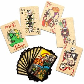 Disney - The Nightmare Before Christmas Playing Card Set